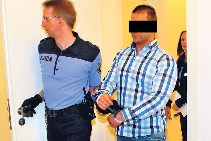 Wieder in Haft: Jens W. (29) fuhr erneut ein.