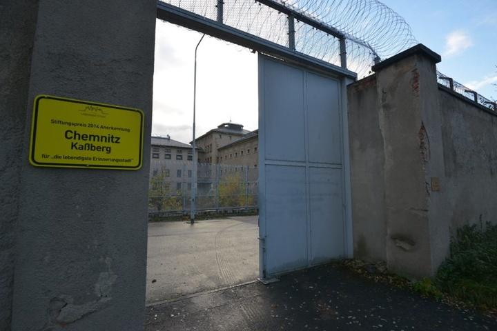 Mit der Gedenkstätte Kaßberg-Gefängnis soll an die  ehemalige DDR-Haftanstalt erinnert werden.