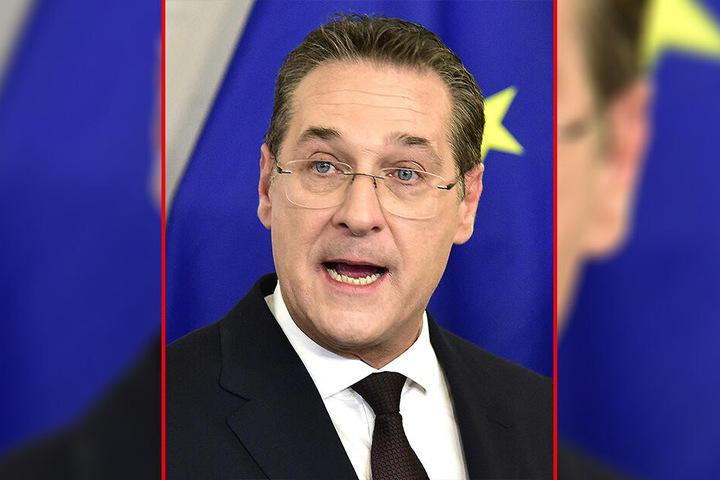 Zog die Konsequenzen aus der Video-Affäre: Ex-FPÖ-Vizekanzler Heinz-Christian Strache (49)