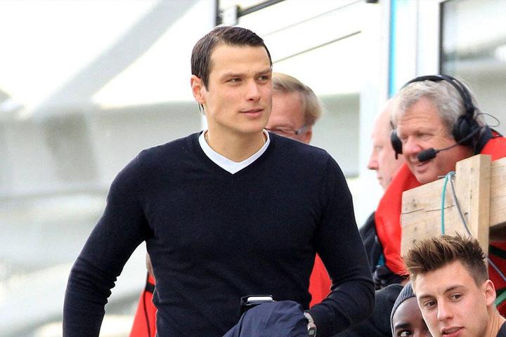 Marc Hensel wird 2. Co-Trainer beim FC Erzgebirge.