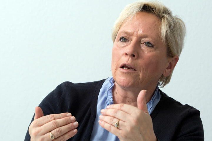 Hält das Abi-Niveau für angemessen: Kultusministerin Susanne Eisenmann.