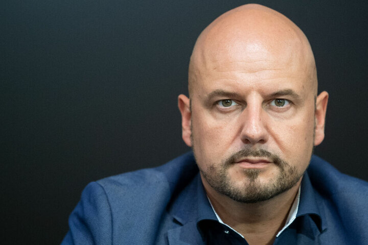 Stefan Räpple, Landtagsabgeordneter der AfD in Baden-Württemberg.
