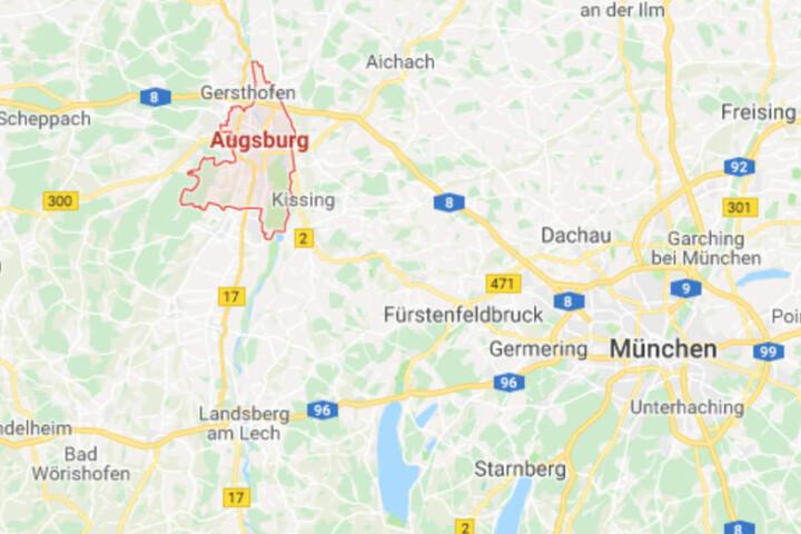 In Augsburg wurden mehrere Frauen in den letzten Monaten Opfer sexueller Übergriffe.
