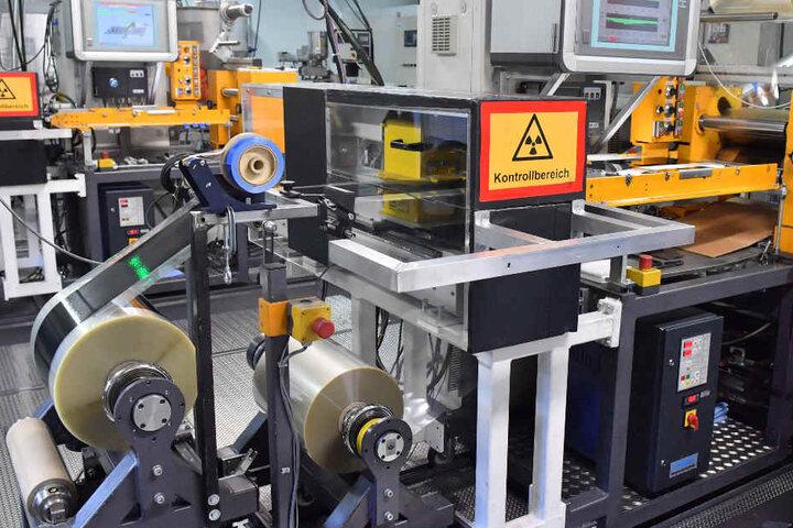 Deutschland hinkt hinterher bezüglich der Batteriezellenproduktion. (Symbolbild)