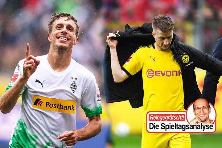 TAG24-Mitarbeiter Stefan Bröhl schreibt in seiner Bundesliga-Kolumne über die verrückte Konstellation in der 1. Bundesliga. Borussia Mönchengladbach liegt als Spitzenreiter gerade mal vier Punkte vor dem Achten Borussia Dortmund.