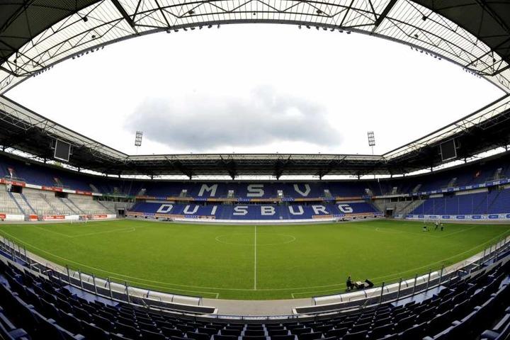 Das letzte Heimspiel des KFC Uerdingen am 18. Mai soll wie geplant in Duisburg stattfinden.