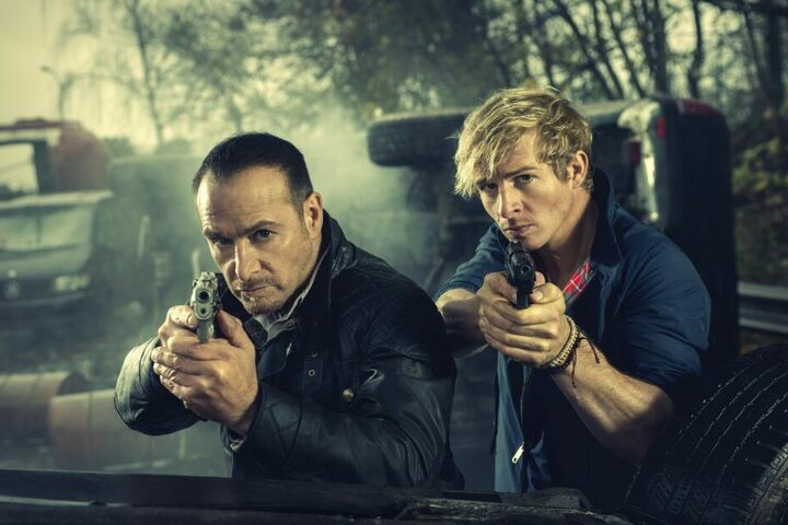 """Am Donnerstag (12. September) startet die 35. Staffel der Action-Serie """"Alarm für Cobra 11""""."""