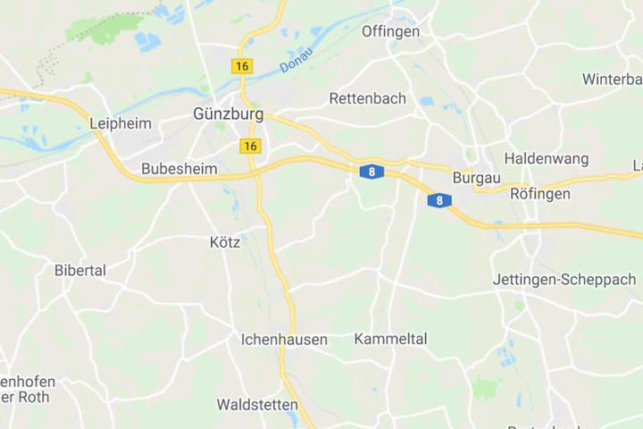 In Bayern ist es nahe Günzburg zu einem kuriosen Polizeieinsatz an der Autobahn 8 gekommen.