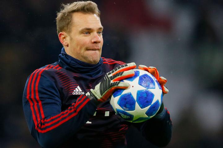 Schlussmann Manuel Neuer war im Jahr 2011 vom FC Schalke 04 zum FC Bayern München gewechselt.