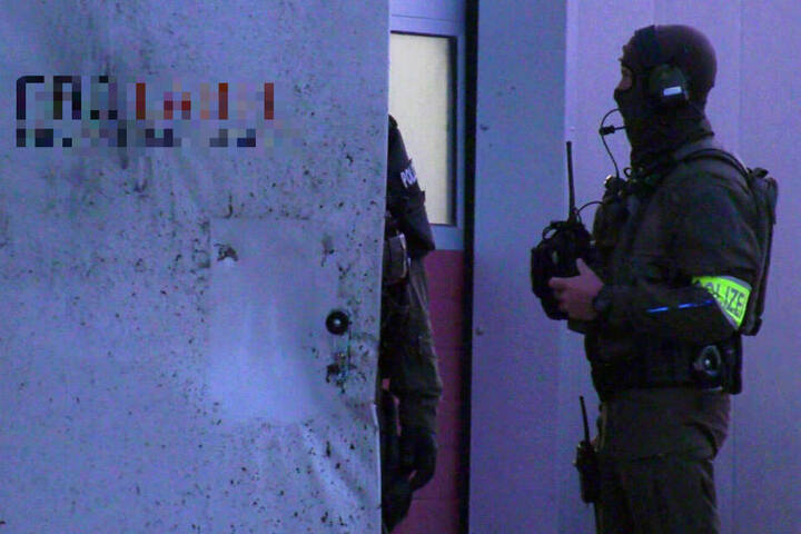 Bei dem Einsatz in Dieburg erfolgten keine Festnahmen.