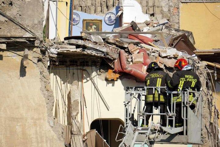 Stundenlang suchten die Rettungskräfte nach den Vermissten. Am Samstagmorgen dann die traurige Gewissheit.