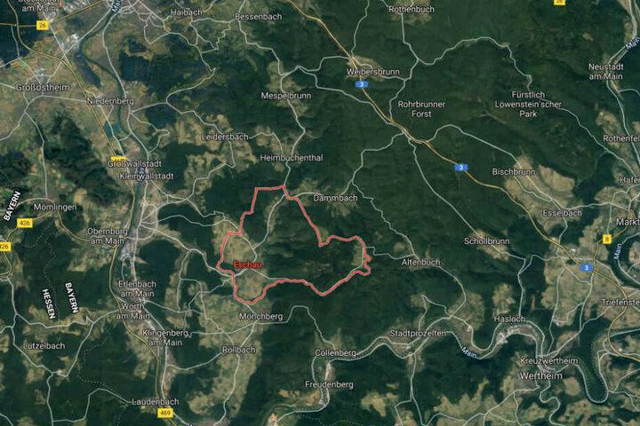 Der Unfall passierte im unterfänkischen Eschau.