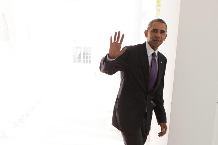 Barack Obama hat sich nach dem Sieg von Trump zu Wort gemeldet.