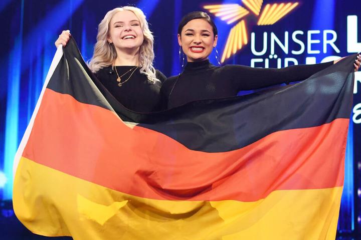 Das Duo S!sters konnte sich im Vorentscheid letztlich gegen die Konkurrenz durchsetzen.