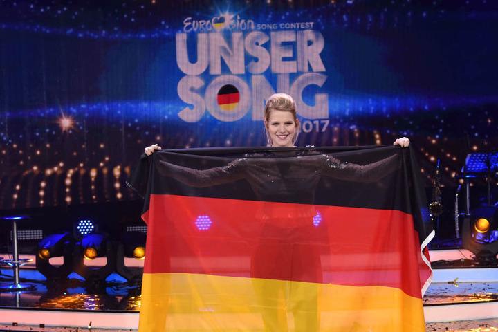 """Isabella """"Levina"""" Lueen (25) vertritt Deutschland beim ESC in Kiew am 13. Mai."""