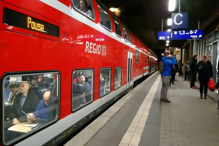 Am Potsdamer Hauptbahnhof kam es offenbar zu einem fremdenfeindlichen Übergriff. (Symbolbild)