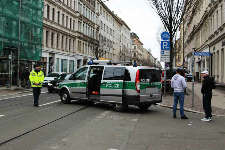 In dem Bereich kommt es auch zu Straßensperrungen.
