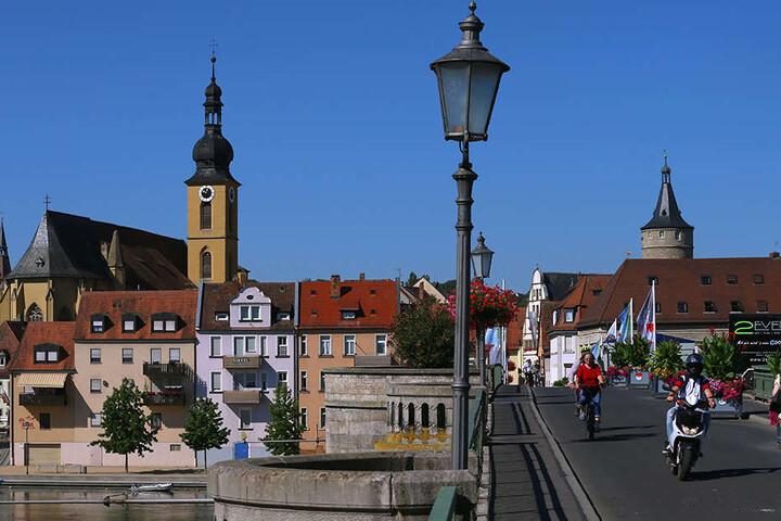 Den deutschen Hitzerekord stellt das bayerische Kitzingen 2015 mit 40,3 Grad Celsius gleich an zwei Tagen auf.
