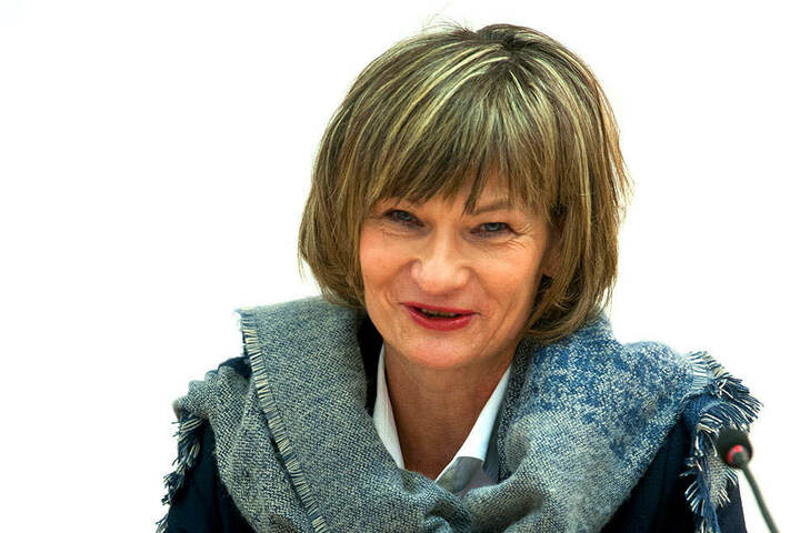 OB Barbara Ludwig (55, SPD) bekommt zwei neue Stellen im  Bürgermeisteramt.