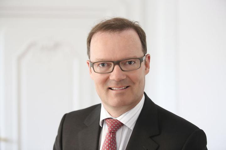Dr. Florian Stapper hilft als Insolvenzverwalter beim erneuten Durchstarten.