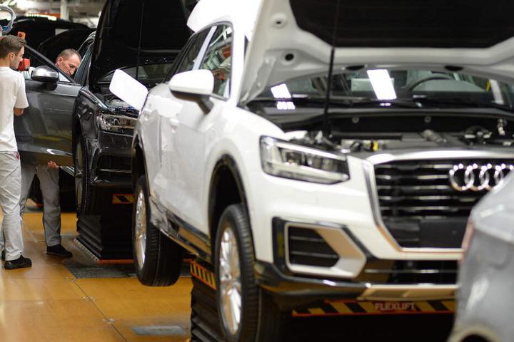 Audi kommt nicht recht auf Touren: Die Absatzprognose wurde nun gesenkt.