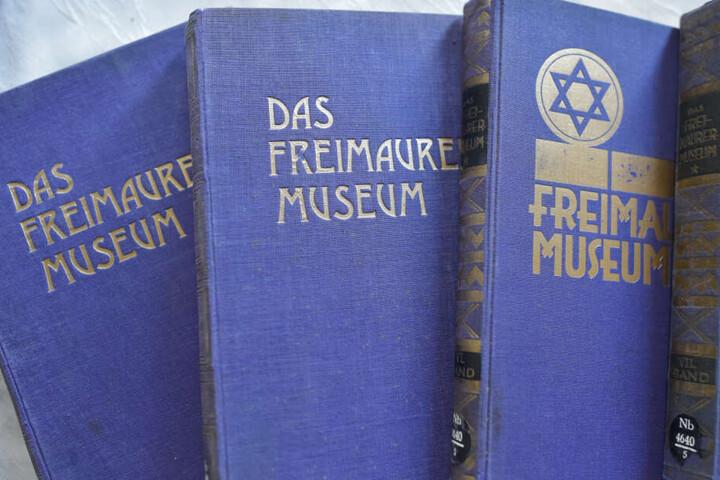 Er vor drei Jahren sind Bücher zusammen mit einigen Artefakten von der Staatsbibliothek in Brandenburg an die Freimaurer zurückgegeben worden. (Archiv)