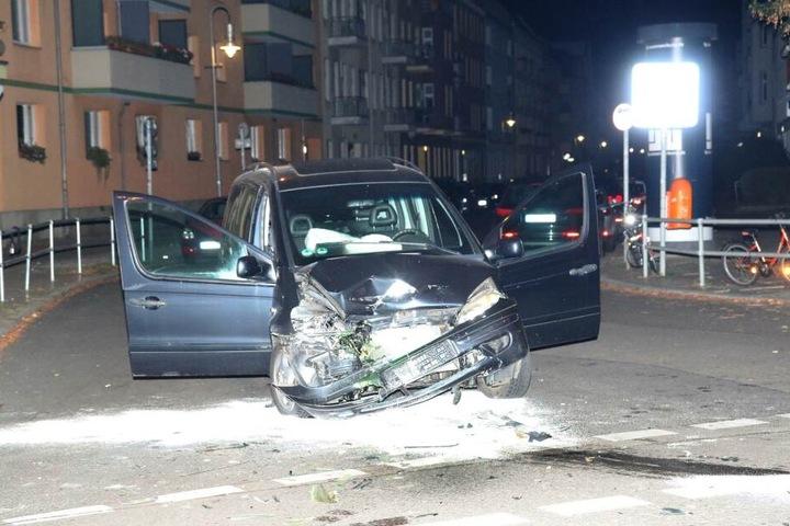 Das Fluchtauto wurde von einem Anwalts-Sohn gefahren.