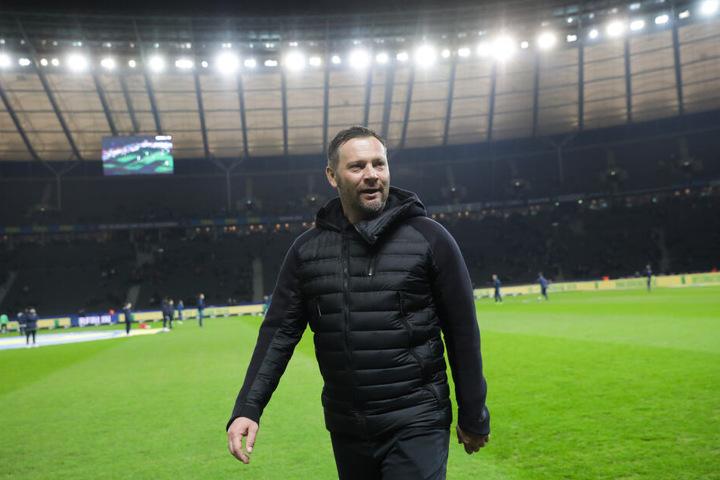 Pal Dardai will gegen Fortuna Düsseldorf einen anderen Auftritt seiner Mannschaft sehen.