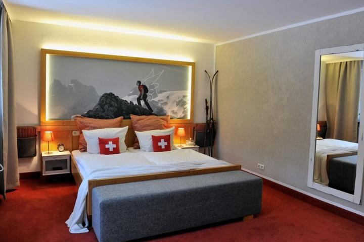 Gemütlichkeit hoch oben im Erzgebirge: In Jens Weißflogs Appartementhotel kann man die  Seele baumeln lassen.