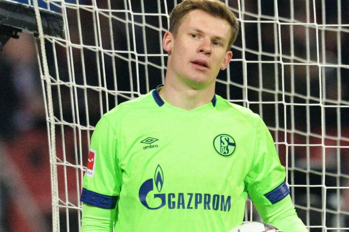 Alexander Nübel wird im Sommer vom FC Schalke 04 zum FC Bayern München wechseln.