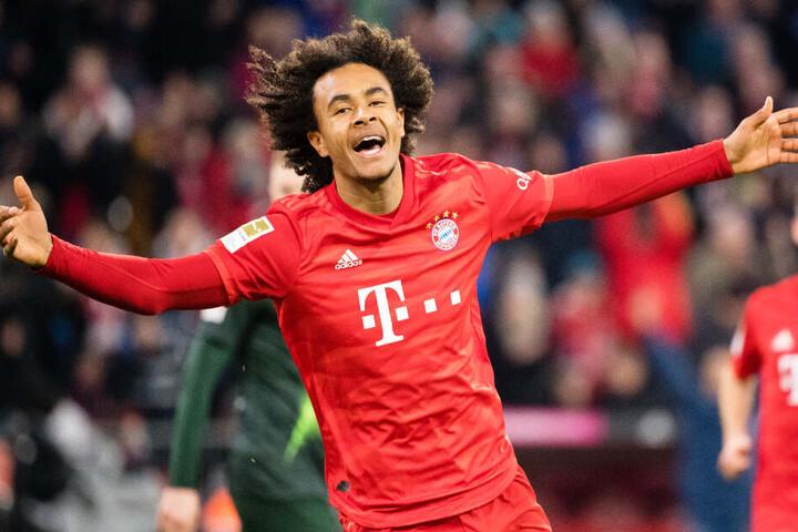 Joshua Zirkzee schlug beim FC Bayern München bislang wie eine Bombe ein - bleibt dies aber auch so?