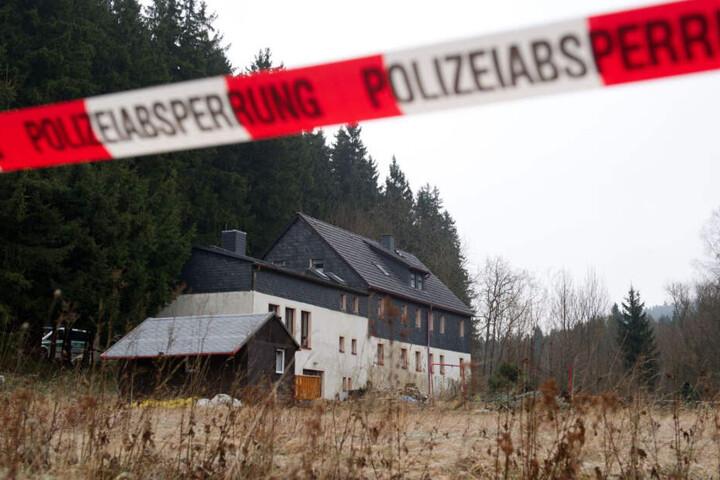 Tatort Pensionskeller: Auch die Spuren des Stückel-Mords im Gimmlitztal beseitigte Pauland.