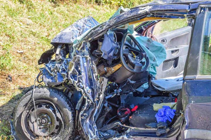 Beide Insassen des Wagens sind verstorben.