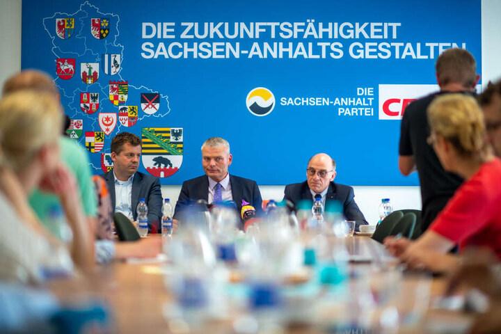 Bereits im Juni hatte Sachsen-Anhalts CDU-Spitze einer möglichen Koalition mit der AfD eine Absage erteilt.