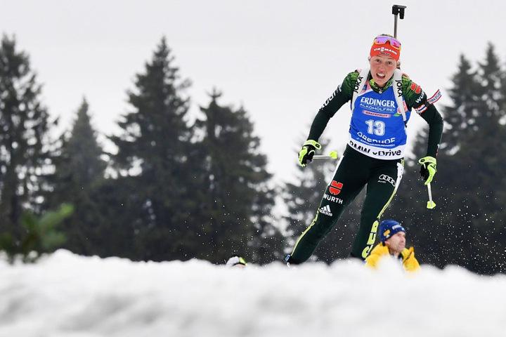 Die Biathlon-Stars wie Laura Dahlmeier werden nicht nur in der kommenden Wintersaison wieder in Oberhof zu Gast sein, sondern auch zur Weltmeisterschaft 2023.