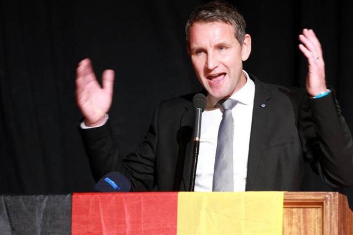 Thüringens AfD-Chef Björn Höcke (44) zählt zu den umstrittensten Politikern Deutschlands.