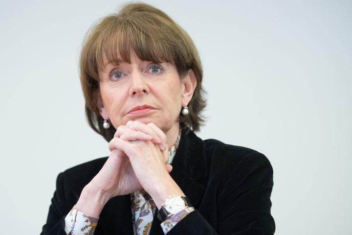 Kölns Oberbürgermeisterin Henriette Reker gedachte der getöteten brasilianischen Stadträtin. (Archivbild)