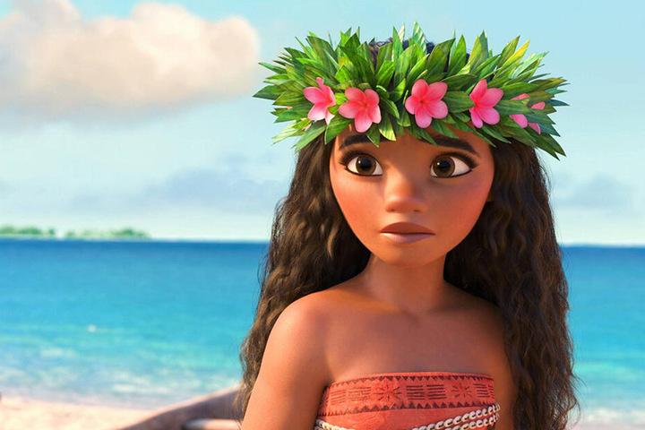 """Der Film """"Moana"""" erschien 2016 unter dem Titel """"Vaiana"""" in den deutschen Kinos."""