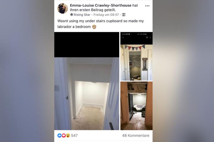 Der Post von Emma-Louise in der Gruppe für clevere Alltagstipps.