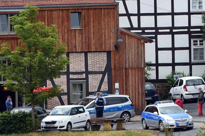 """Würth wurde im Jahr 2015 im """"Hofgut Sassen"""" im osthessischen Schlitz entführt."""