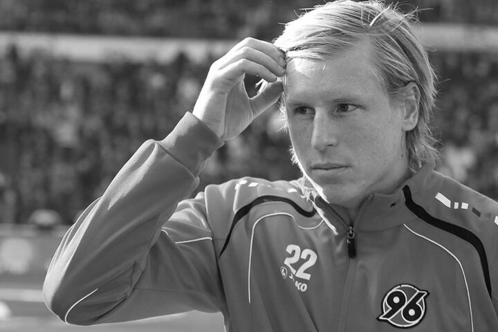 Rajtoral spielte 2014 auf Leihbasis bei Hannover 96.