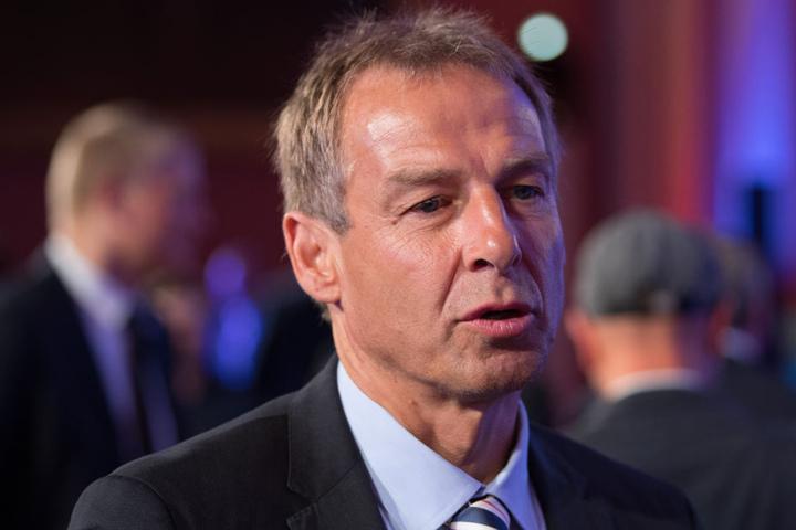 Jürgen Klinsmann ist Schirmherr der DKMS.