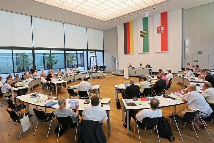 Thema im Zwickauer Stadtrat: der neue Haushalt 2017.