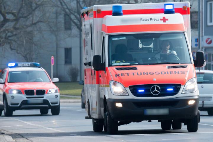 Die Rettungskräfte konnten dem 22-Jährigen nicht mehr helfen (Symbolfoto).