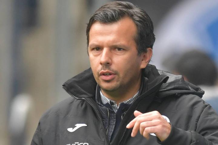 Samir Arabi möchte unbedingt gegen den SC Paderborn gewinnen.