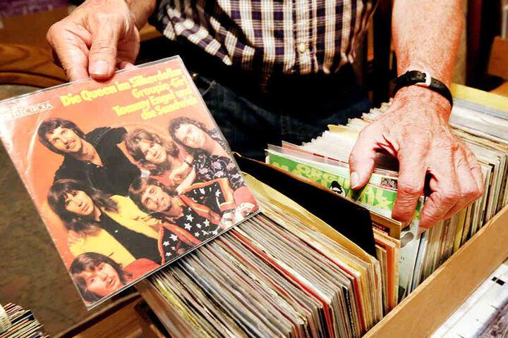 Schallpatten und CD's gibt's am Samstag in der Halle Münsterland, denn da findet eine Börse für Plattenliebhaber statt.