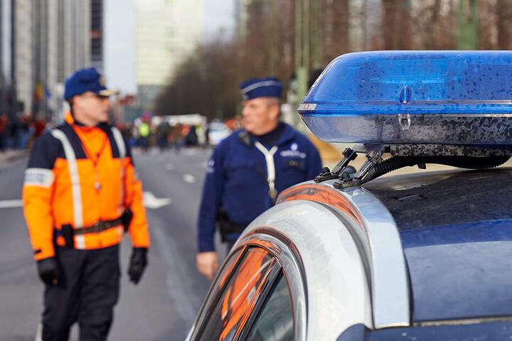 Vorangegangen war eine simple Polizeikontrolle.