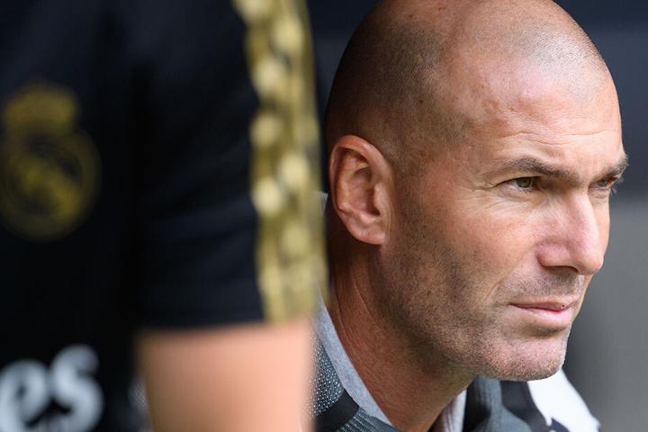 Kommt es zur sensationellen Neymar-Wende? Real-Trainer Zinedine Zidane könnte bald einen prominenten Neuzugang bekommen.