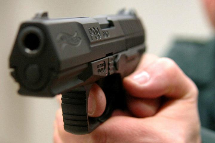 Die P99 ist die offizielle Dienstwaffe der Polizei in NRW.