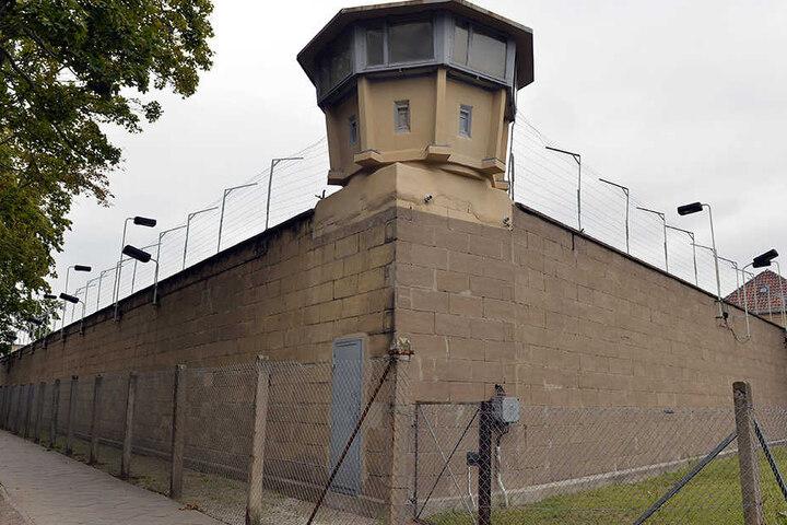 In dem Gefängnis des DDR-Ministeriums für Staatssicherheit waren zwischen 1951 und 1989 mehr als 11.000 Menschen eingesperrt.